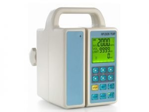 Life Support Machine, Infusion pump